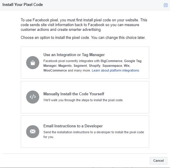 facebook pixel 3