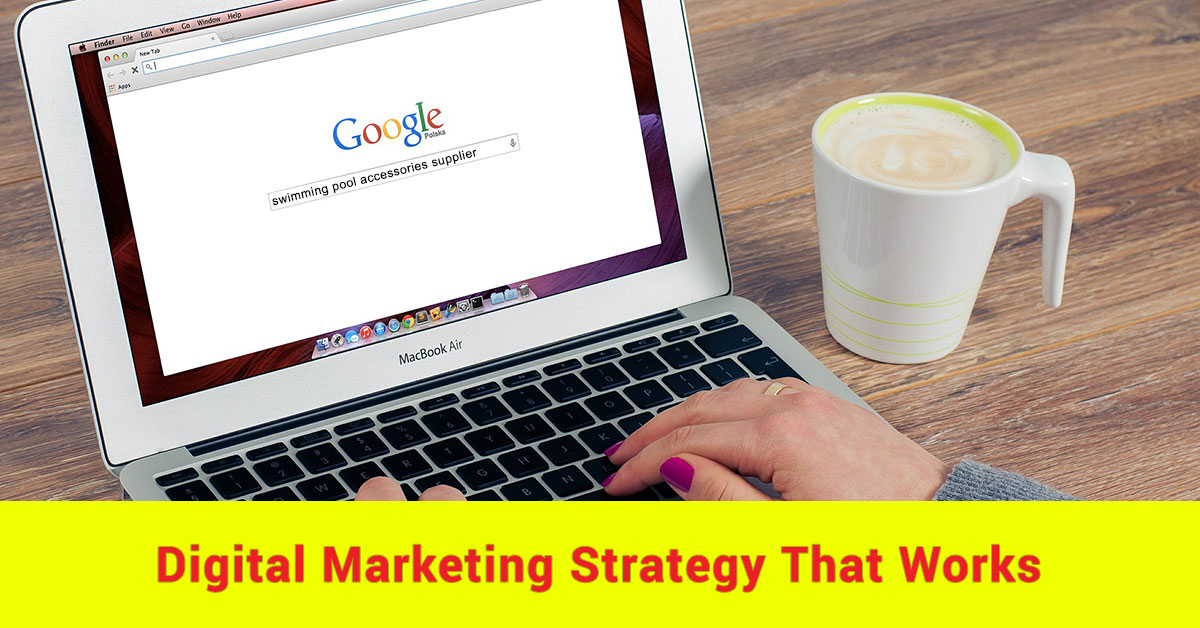how to create a digital marketing strategy for your business 3